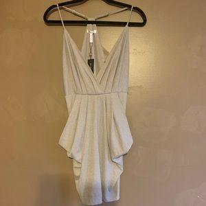 BCBGeneration draped dress